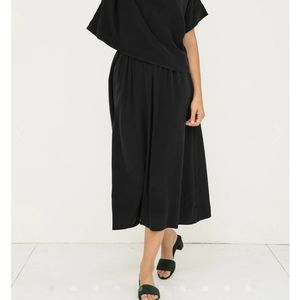 ISO ES Bel Skirt M r/s in Linen gauze or Silk